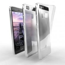 Ochranné TPU púzdro pre Huawei P9 Lite 2017 priehľadné