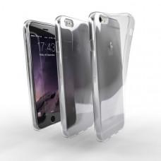 Ochranné TPU púzdro pre Apple iPhone 6S priehľadné