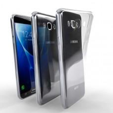 Ochranné TPU púzdro pre Samsung Galaxy J7 2016 priehľadné