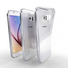 Ochranné TPU púzdro pre Samsung Galaxy S6 priehľadné